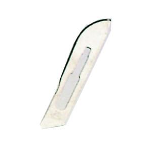 Windaus Lame per bisturi, lunghezza 45mm, fisse, 10 pezzi
