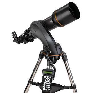 Celestron Teleskop AC 102/660 NexStar 102 SLT GoTo