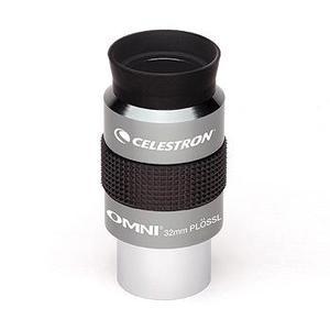 """Celestron Oculaire OMNI 32mm, 1.25"""""""