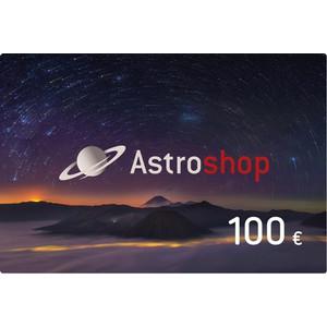 Bono de astroshop por valor de 100 euros