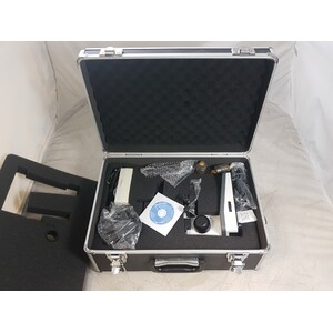 Omegon Mikroskop MonoView, MonoVision, Kamera, achromat.,1534x, LED (Fast neuwertig)