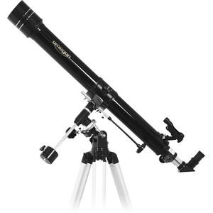 Omegon Teleskop AC 70/900 EQ-1 (Fast neuwertig)