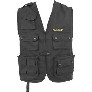 Berlebach Photo waistcoat, black, Grïoesse M