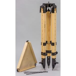 Berlebach Trípode de madera Uni modelo 18 para Vixen SPHINX con soporte para accesorios