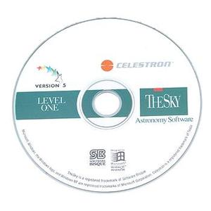 Celestron Software CD-ROM 'The Sky', Level 1