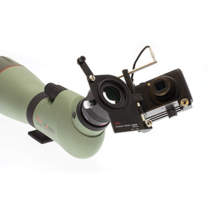 Support d'appareil photo Kowa TSN-DA4 Universal Kameraadapter