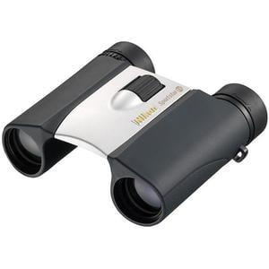 Nikon Binoculars Sportstar EX 10x25 D CF, silver