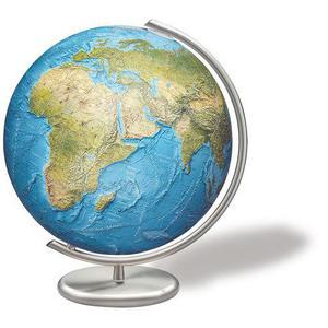 Globe Columbus Duorama Edelstahl 40cm (Francais)