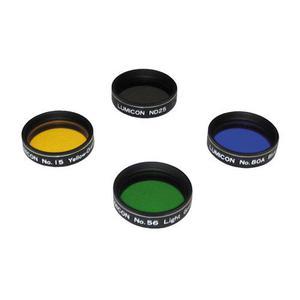 "Lumicon Filtro 1,25"" Lunar & Planetary Filter Set(4)"