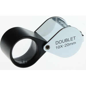 Euromex Aplanatic Magnifying Glass PB.5036, 10x, Ø 20mm