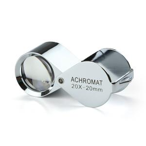 Euromex Lente d'ingrandimento acromatica, PB.5033, 20x