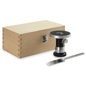 Euromex Ręczny mikrotom cylindryczny z nożem i szafką