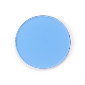 Euromex Filtro blu plexiglas, diametro 32 mm.