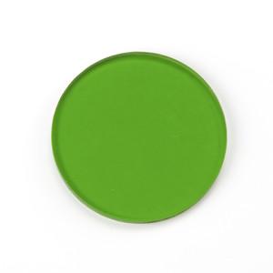 Euromex Filtro verde, diametro 32 mm.