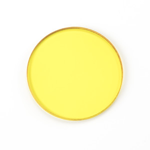 Euromex Filtro giallo, diametro 32 mm.