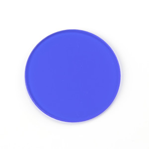 Euromex Filtro blu, diametro 32 mm.