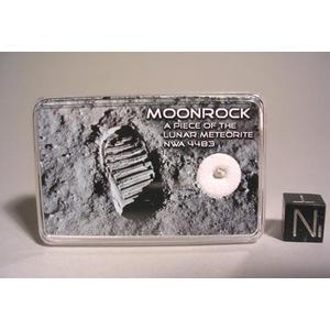 Echter Mond Meteorit NWA 4483