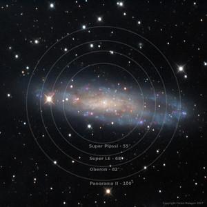 Omegon Ocular planetária LE 14,5mm 1,25''