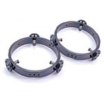 Baader Guide scope rings Conduit tube clips size 2 (2 pieces)