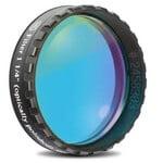 "Baader Filtre bleu 1,25"" bande passante 470 nm (poli miroir plan)"