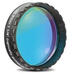 "Baader Planetarium 1.25"" eyepiece filter, blue 470nm bandpass (plane-optical polished)"