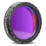 "Baader Filtro K-Line, 1,25"" (con filtro fotografico in 3,8 AstroSolar 200x290mm)"