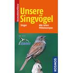 Kosmos Verlag Ptaki śpiewające w lesie, parku i ogrodzie