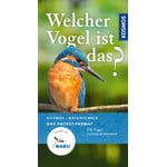 Kosmos Verlag Welcher Vogel ist das? 170 Vögel einfach bestimmen