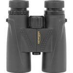 The binoculars come complete with carrying strap, case and cleaning cloth.