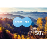 Optik-Pro.de voucher in the amount of 50 euros