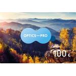 Optik-Pro.de Gutschein in Höhe von 100 Euro