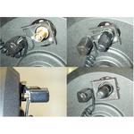 JMI Focheggiatore elettrico per Celestron NexStar 5/8 (braccio forca singola)