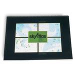 Sky Publishing Sky Atlas 2000.0 Deluxe laminado, segunda edição