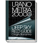 Willmann-Bell Atlas Uranometria Deep Sky Field Guide