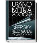 Willmann-Bell Uranometria 3 volume deep sky atlas and field guide