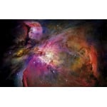 Palazzi Verlag Póster Great Orion Nebula 180x120