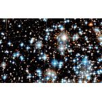 Affiche Palazzi Verlag Editions Palazzi  Poster amas globulaire- Hubble Telescope spatial 90x60