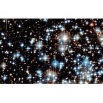 """Palazzi Verlag poster """"ammasso globulare"""" - telescopio spaziale Hubble 180x120"""