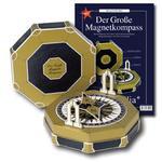 AstroMedia Kit Der Große Magnetkompass (La brújula magnética grande)
