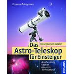 Kosmos Verlag Buch Das Astro-Teleskop für Einsteiger