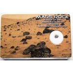 Meteoríto de Marte autêntico NWA 4766