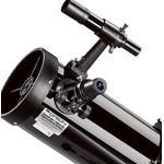 El buscador es el instrumento ideal para encontrar objetos astronómicos. El portaocular es compatible con todos los oculares de 1,25