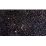 La Nebulosa Crescente NGC 6888 nella costellazione del Cigno, ripresa con l'apocromatico 80/500 Omegon da Thomas Schnur