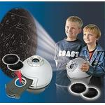 The Bresser Junior home planetarium is very straightforward to use and inspires children and young people alike.