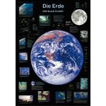 Planet Poster Editions Poster A Terra - O planeta azul