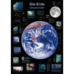 Planet Poster Editions Póster La Tierra: el planeta azul