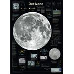 Planet Poster Editions Plakaty Księżyc