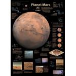 Planet Poster Editions Plakaty Planeta Mars