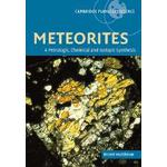 Livre Cambridge University Press Météorites