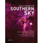 Cambridge University Press Livro A Walk through the Southern Sky